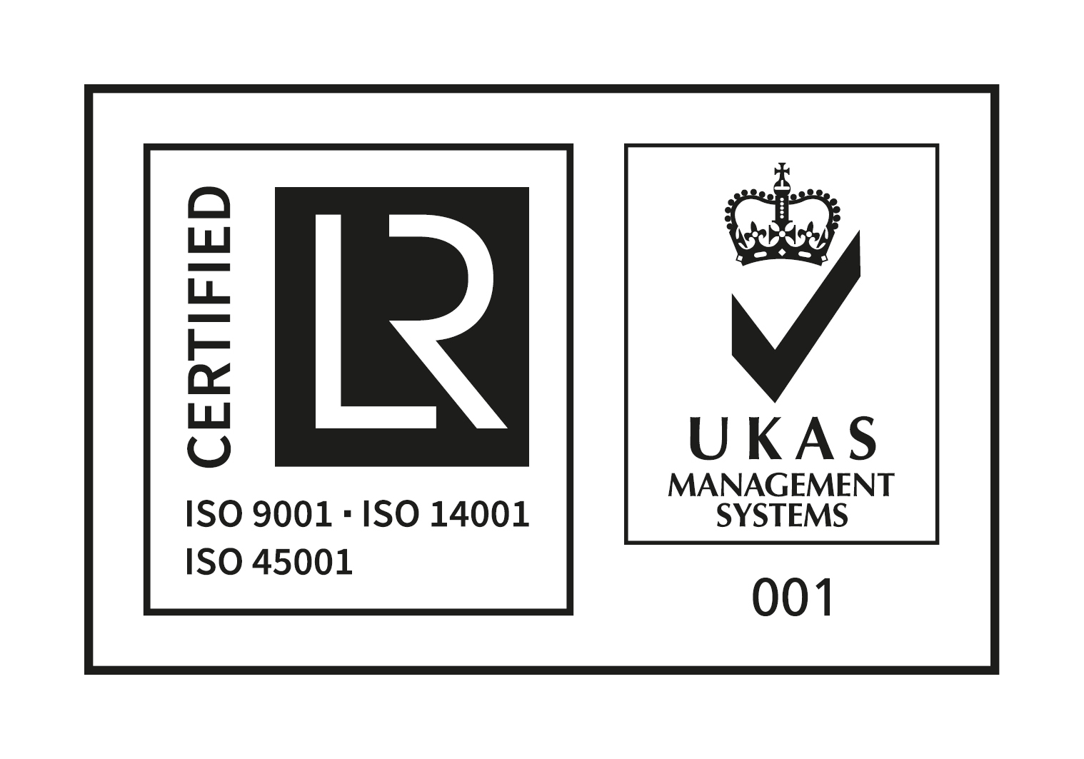 BARTOLINE ACHIEVES NEW ISO 45001 CERTIFICATION